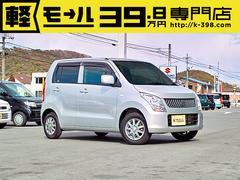 ワゴンRFX 内外装仕上済 純正CD アルミ 1年保証付き 軽自動車