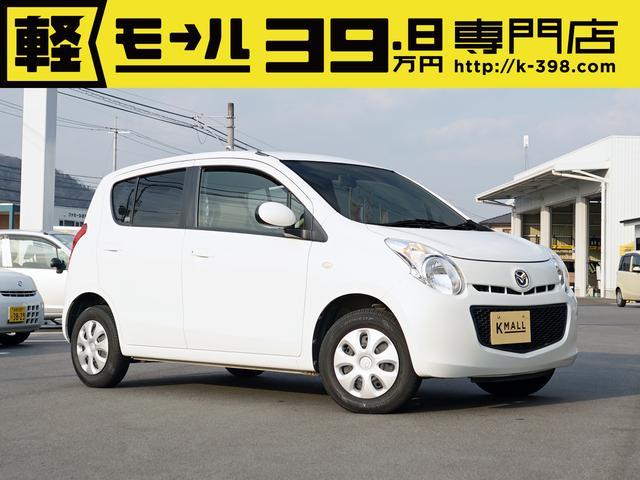 マツダ GS キーレス ABS 電格ミラー 内外装仕上済 1年保証付