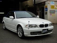 BMW330Ciカブリオーレ ワンオーナー 左ハンドル 禁煙車
