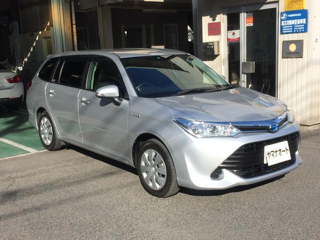 トヨタ ハイブリッドG 2年保証 スマートキー ナビ TV 空気清浄