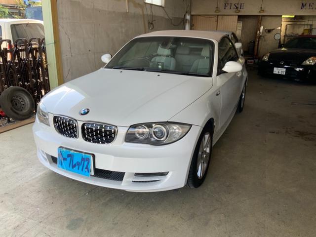 BMW 1シリーズ 120i カブリオレ