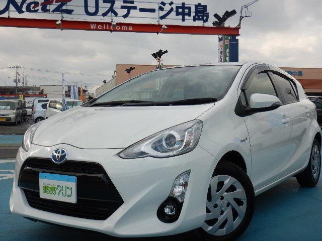 トヨタ S  当社社用車 純正ナビ