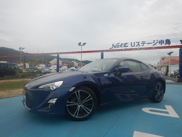 トヨタ GT フルセグナビ ETC付き