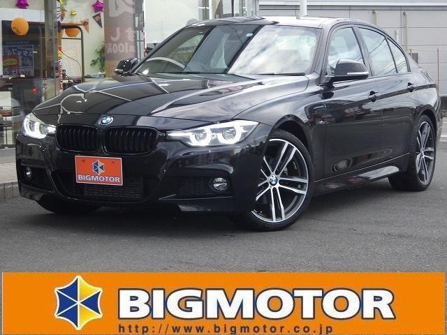 BMW 318i Mスポーツ エディションシャドー 8.8インチナビ
