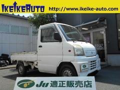 ミニキャブトラックTD 4WD 5MT