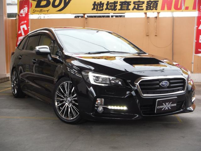スバル 1.6GTアイサイト GT-S仕様 車高調 寒冷地仕様