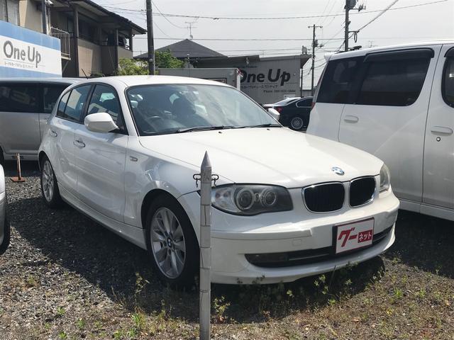 BMW 116i  AW スマートキー オーディオ付