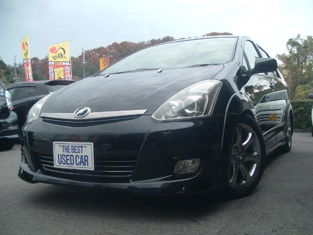 トヨタ Z HDDナビフルセグ 車高調 12ヶ月保証