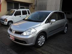 ティーダ15M FOUR 4WD ETC付