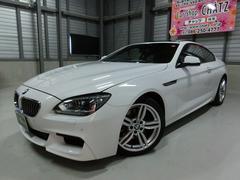 BMW640iMスポーツPKG コンフォートアクセス SR黒革ナビ