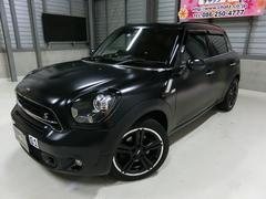 MINIクーパーSDクロスオーバー 日本限定140台Dターボ黒革ナビ