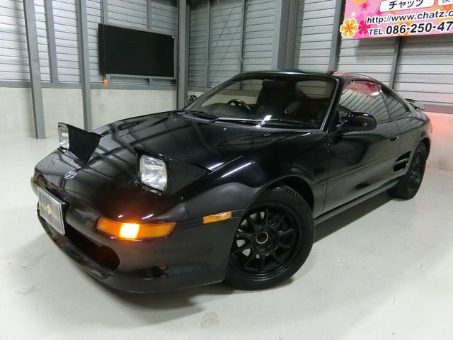 トヨタ GT-S 5MTターボ 外エアロ外AW柿本マフラータイベル済
