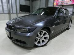 BMW323i 黒本革HDDナビ Bカメラ HID 純AW Sキー