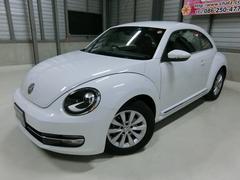 VW ザ・ビートルデザイン ターボ ナビフルセグ HID 純AW キーレス