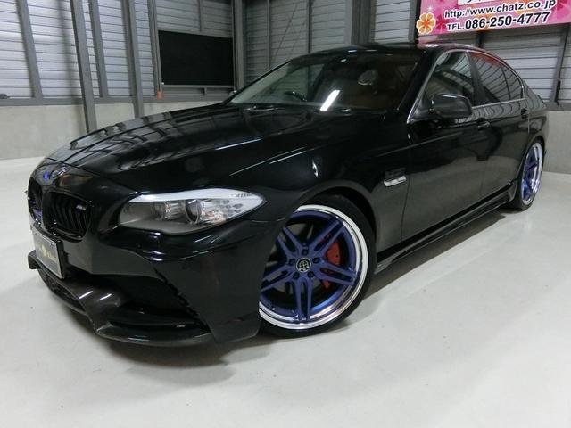 BMW 535iハイラインコンフォートPKG SR エナジーデモカー