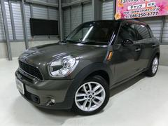 MINI クーパーSクロスオーバー 6MTターボ 黒革 HID 純AW