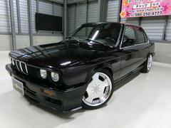 BMW320i 全塗 左H エアロWORK17AWローダウンHID
