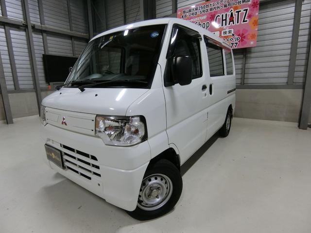 三菱 CD 5MT 4WD パワステ エアコン タイベル交換済