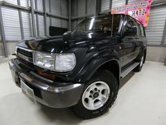 ランドクルーザー80VXLTD 1ナンバー 4WD SR 背面タイヤ 純16AW