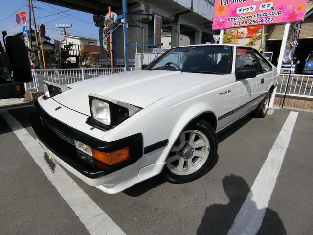 トヨタ GT 5MT ノーマル1オーナー禁煙 車庫保管 純正15AW