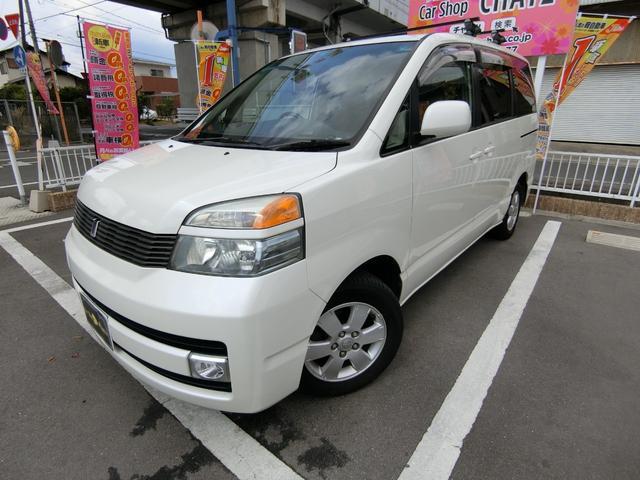 トヨタ V HDDフルセグBカメラ HID 純AW キーレス 8人乗