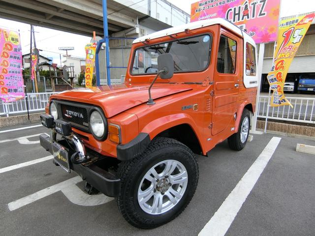 トヨタ DX ディーゼル 4MT 4WD 外16AW タイベル交換済