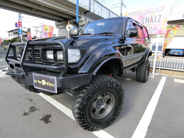 トヨタ VXLTD 1ナンバー4WD SR Gガード AWリフトUP