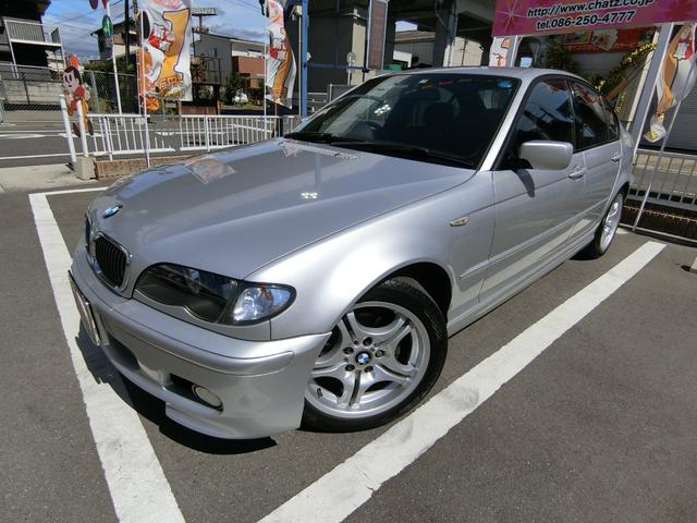 BMW 320i ディーラー車 右H DVDナビ 純正17AW