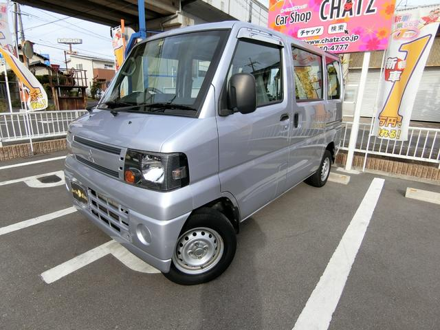 三菱 CD 4WD パワステ エアコン エアバック