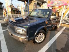 ラシーンタイプA 4WD 背面タイヤ Rレール ナビ CD キーレス
