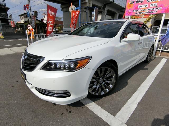 ホンダ HV EX 4WD SR茶本革HDDフルセグ LED 純AW