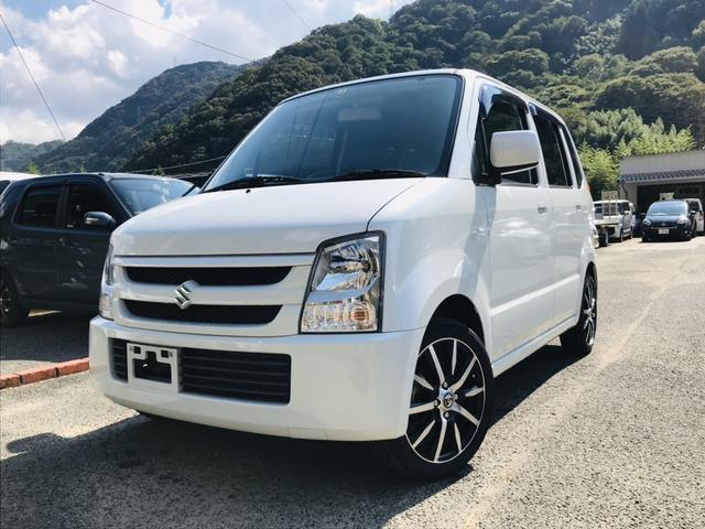 スズキ FX ナビ 軽自動車 パールホワイト CVT