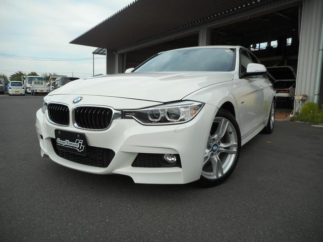 BMW 320iMスポーツ 1年間走行距離無制限ロング保証付き