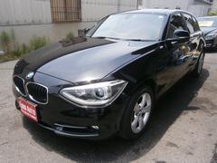BMW116i スポーツ 純正ナビ ETC コンフォートアクセス