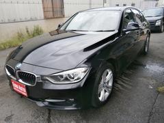 BMW320i スポーツ 純正ナビ地デジTV付き Bカメラ ETC