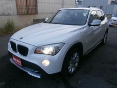 BMW X1sDrive 18i  パナソニックナビ 純正ミラーETC付