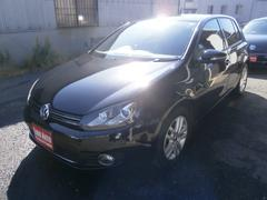 VW ゴルフTSIコンフォートラインプレミアムエディション ナビTV