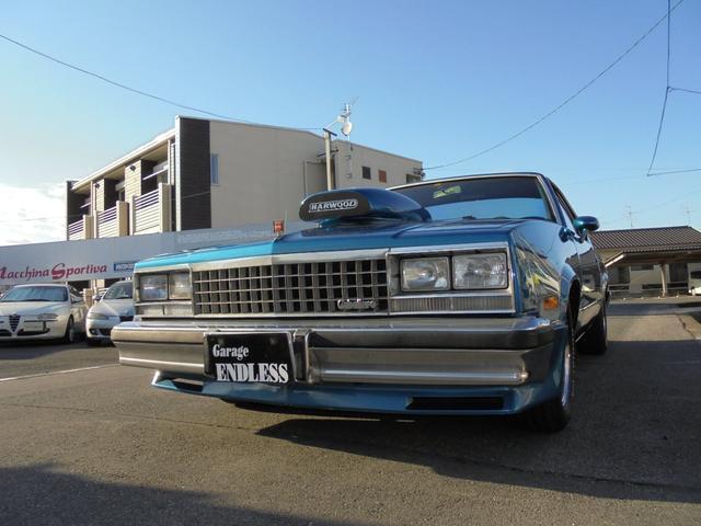 シボレー V8 5000ccカスタムカー