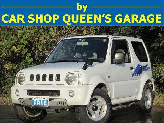 スズキ JZ パートタイム4WD 5MT 15インチAW 背面タイヤ