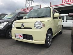 ミラココアココアX 軽自動車 コットンアイボリー CVT 保証付