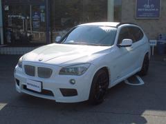 BMW X1sDrive 18iMスポーツpkg 地デジHDD Bカメラ