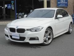 BMW320d Mスポーツ HDDナビ 黒革パワーシート LCW