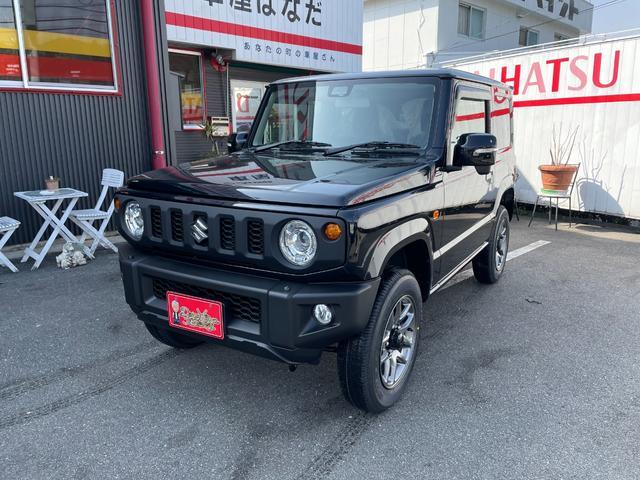 スズキ ジムニー XC 純正ナビ TV プッシュスタート AT 4WD