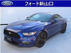 フォード マスタング50イヤーズ エディション 純正オプションSDナビ TV