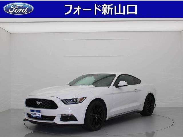 フォード マスタング 50イヤーズ エディション 純正オプションSDナビ