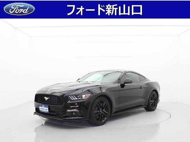 フォード マスタング 50イヤーズ エディション ワンオーナー 純正SDナビDTV