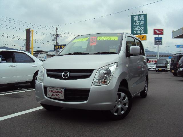 「マツダ」「AZ-ワゴン」「コンパクトカー」「山口県」の中古車