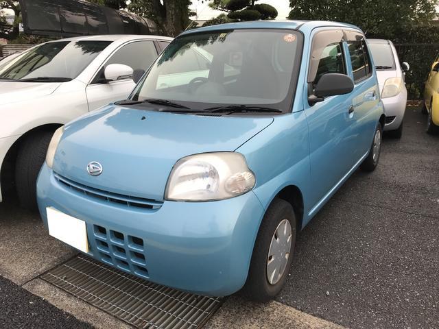 ダイハツ Xスペシャル 軽自動車 ブルー AT AC