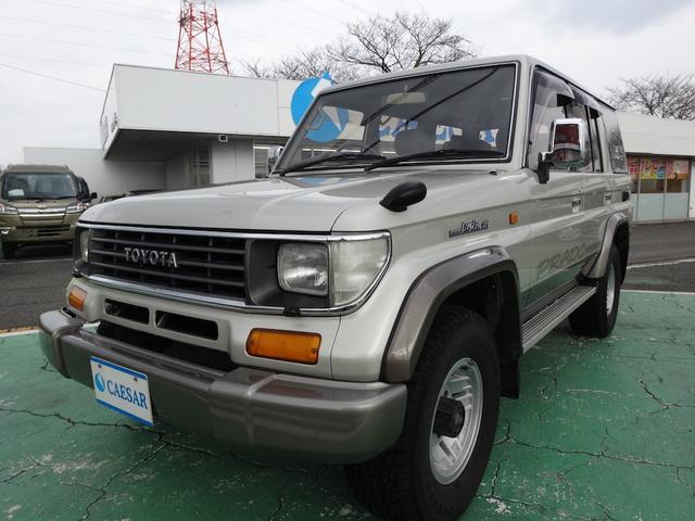トヨタ SXワイドリミテッド最終型 フルノーマル