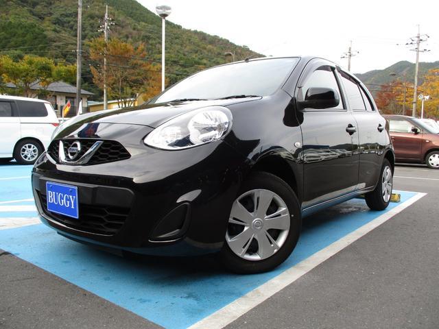 日産 マーチ S 新車保証 走行距離10366Km CD 電格ドアミラー